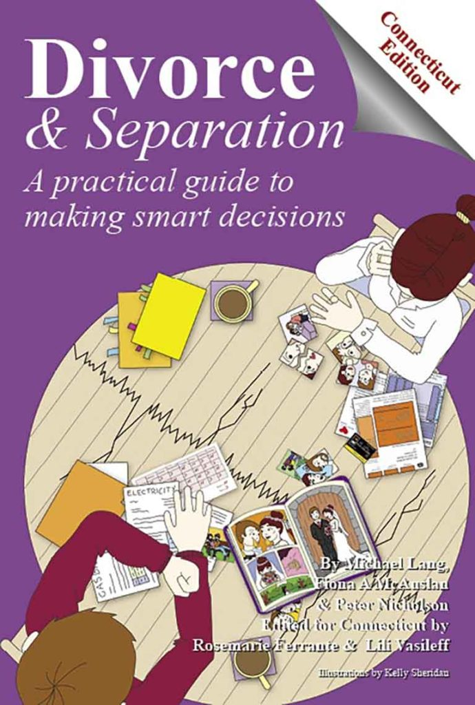 Book cover, Divorce & Separation